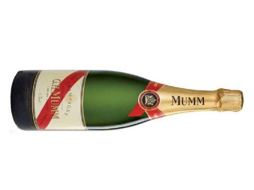 USA - Wine searcher : Mumm Moves to Diam