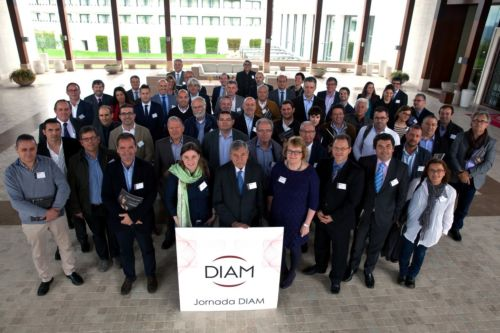 Jornada Diam & Mytik a Sitges (Catalogne)