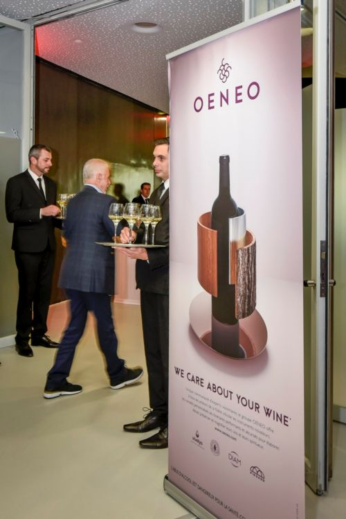 Serata Oeneo all'imperdibile salone Vinitech di Bordeaux