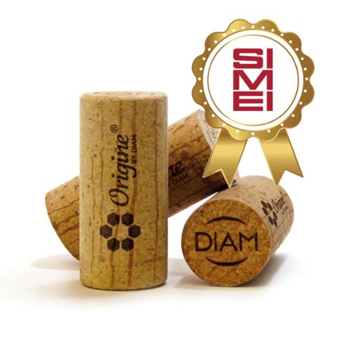 Nuovo premio per il tappo Origine by Diam® !