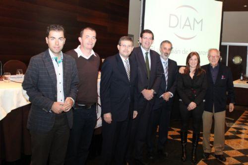 Jornada DIAM 2013 (Spagna)